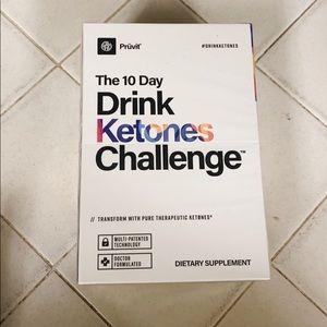 Pruvit 10 day Challenge